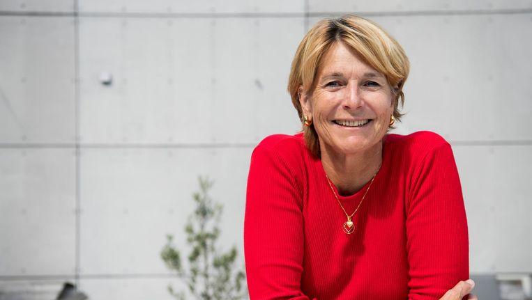 Marcella Mesker, bestuurslid van de NOC*NSF. Beeld anp
