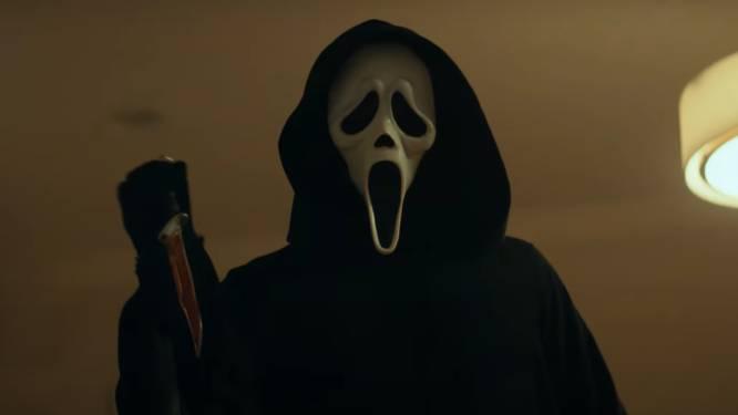 Ghostface zorgt opnieuw voor bloedbad in eerste trailer 'Scream 5'