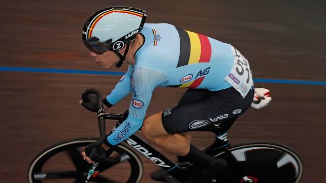 "Brent Van Mulders toont zich op International Belgian Track Meeting: ""Puntenkoers was hoogtepunt"""