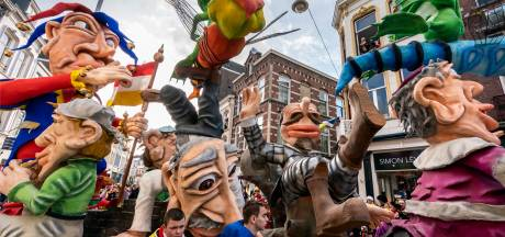 Oeteldonk krijgt hoe dan ook minder carnavalswagens te zien, vijf clubs gaan zeker bouwen