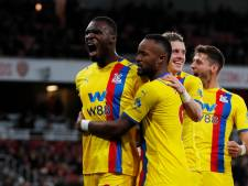 Arsenal accroche Crystal Palace in extremis, Benteke buteur