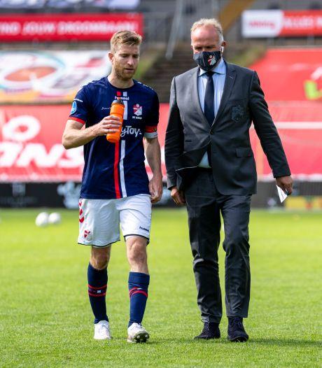 FC Emmen niet bang voor play-offs: 'Dit voelt niet als een tik, maar nú moet het gebeuren'