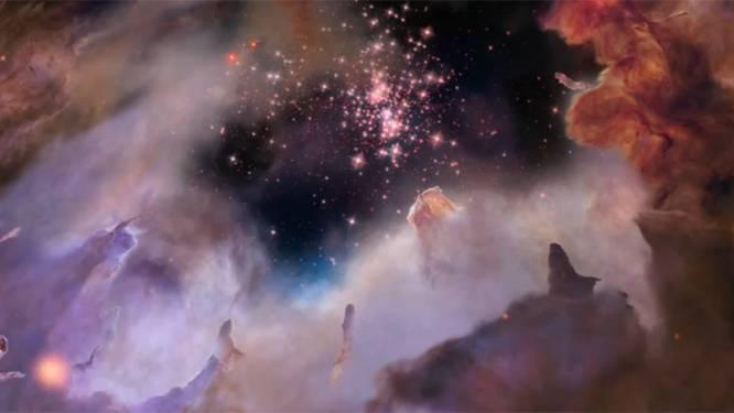 Hubble Ruimtetelescoop viert 25ste verjaardag met video