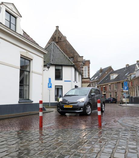 Markt Hattem wordt deels no-go area voor auto's