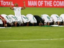 Algerije vechtend naar eerste Afrika Cup-eindzege sinds 1990