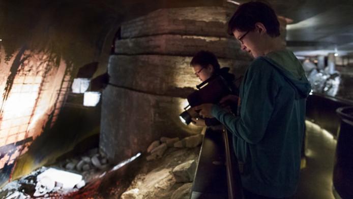 Een nieuwe attractie in DOMunder zou het graven naar oude munten kunnen worden.