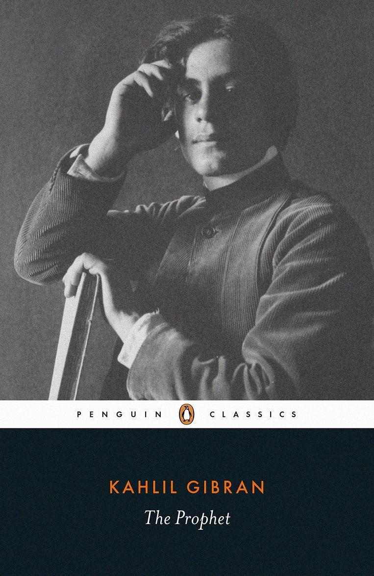 Omslagfoto Fred Holland Day (Kahlil Gibran in 1896). Penguin, 2019. Beeld Penguin