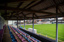 Het Ros Beiaardstadion zal moeten wijken voor een nieuwe sporthal.