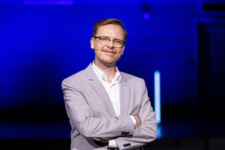 Markus Gabriel Beeld Getty
