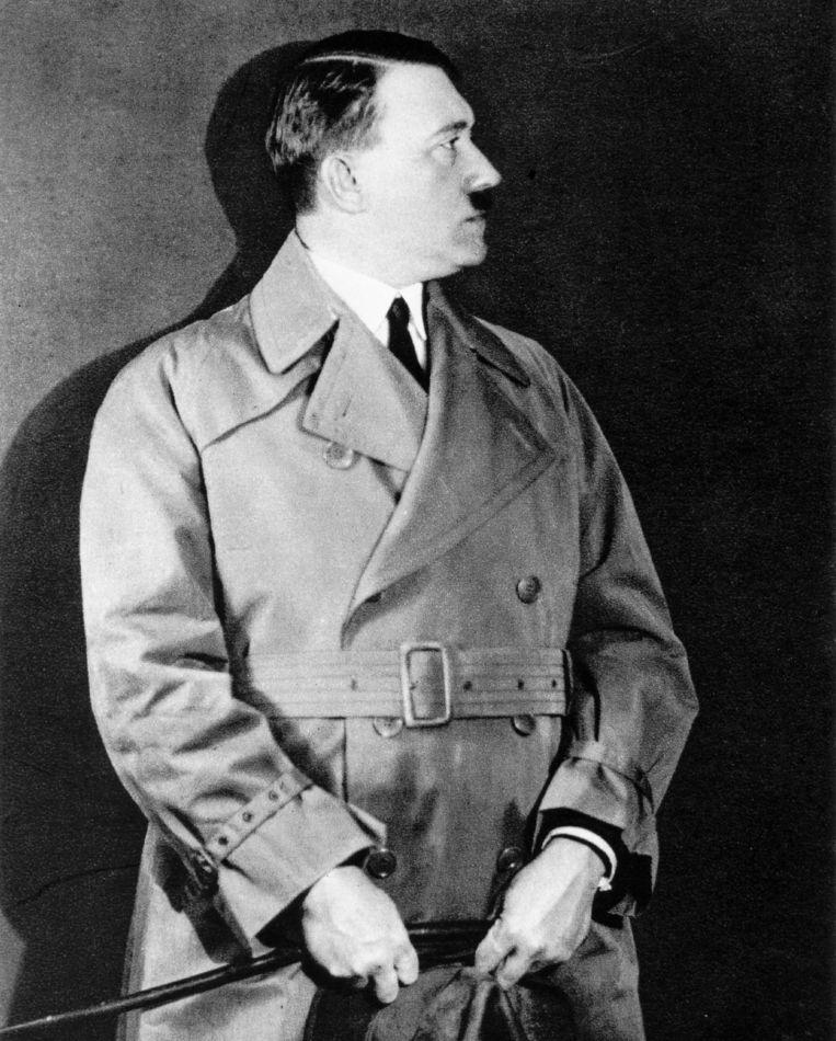 Adolf Hitler.  Beeld ullstein bild via Getty Images