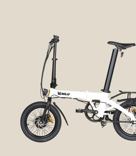 7sur7 vous offre un vélo électrique pliable