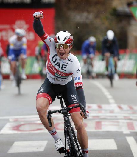 Philipsen begon er steeds meer in te geloven: 'Hier heb ik de hele Vuelta op gewacht'