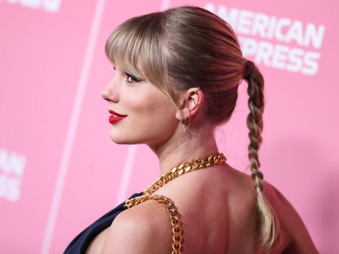 Taylor Swift à l'événement 2019 Billboard Women In Music Presented By YouTube Music organisé le 12 décembre dernier.