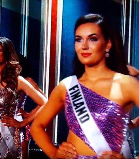 Nicky Opheij geen Miss Universe