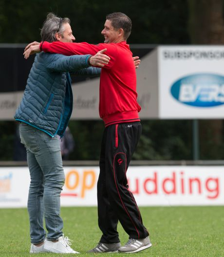 Jan Lorsé nieuwe trainer vv Ruurlo