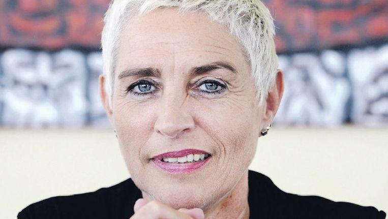 Staatssecretaris Wilma Mansveld: