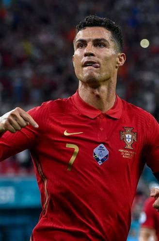 Ronaldo is klaar voor de Belgen: Portugese ster sleept met twee penaltygoals eigenhandig gelijkspel uit de brand in kraker tegen Frankrijk