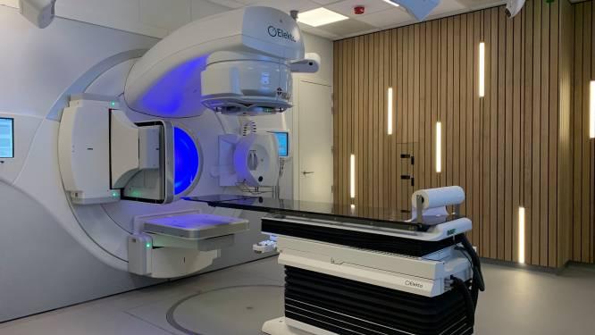 """AZ Turnhout investeert 7 miljoen euro in toestel voor kankerbehandeling: """"Tumor nog preciezer bestralen"""""""