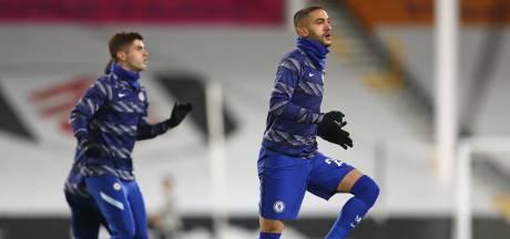 Ziyech ziet concurrenten terugkeren bij Chelsea in aanloop naar Atlético