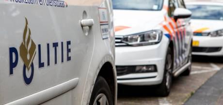 Schade door explosie bij woning in Bergen