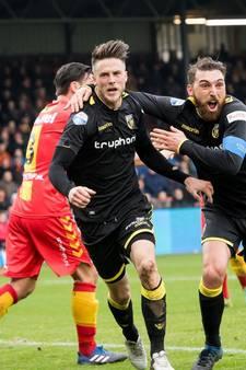 Vitesse heeft geen kind aan Eagles en wint makkelijk