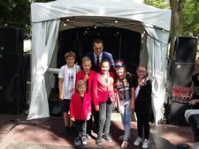 Benthe van Poeijer is nieuwe kinderburgemeester van Goes
