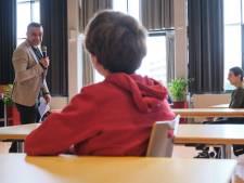 Khalid Boudou gaat Schiedamse kinderen helpen met verhalen schrijven