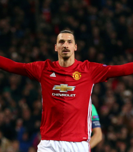 'Ibrahimovic verruilt per direct United voor LA Galaxy'