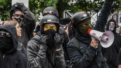 Wie is Antifa, de beweging die volgens Trump achter de demonstraties in VS zit?