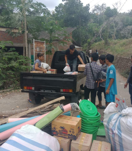 Hulpverlener Nick: 'Internationale hulp slachtoffers aardbeving Lombok nodig'