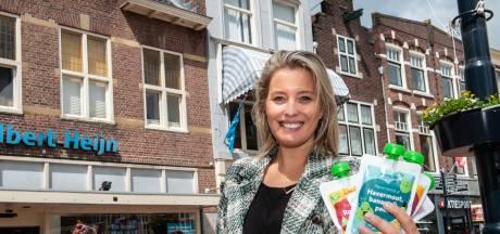 Mariëlles (31) bedrijf stortte in door corona, maar ze vond nieuw succes: met de verkoop van zakjes babyvoeding
