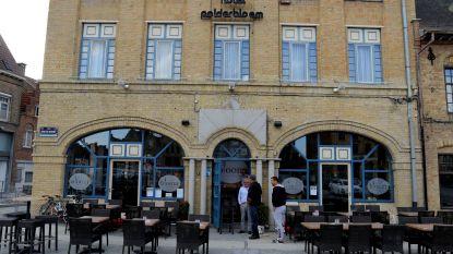 Hotel Polderbloem failliet, het hele gebouw weldra onder de hamer