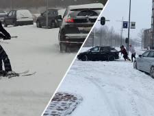 Video van de Dag   Zo genoten we van deze winterse dag