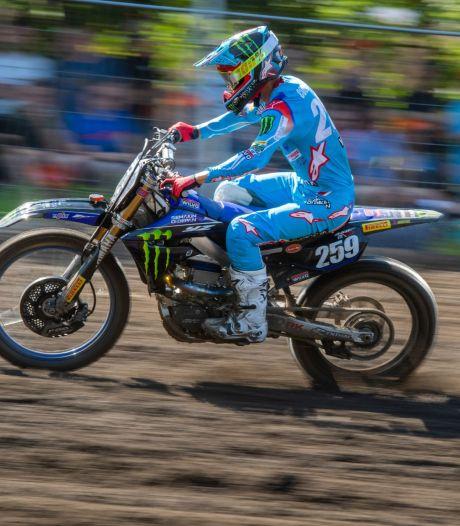 Coldenhoff knap vierde in eerste race MXGP Tsjechië