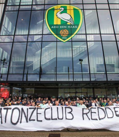 Liefde voor ADO staat bij Haagse politiek buiten kijf maar de tijdbom tikt nog altijd door