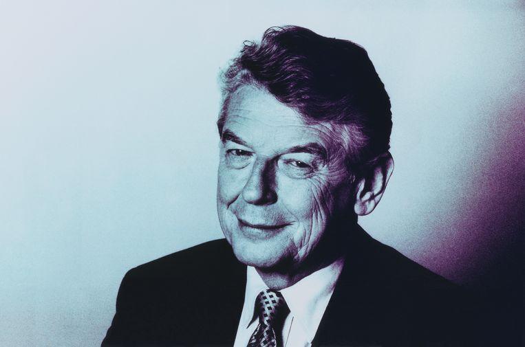Wim Kok in 1998. Beeld Anton Corbijn
