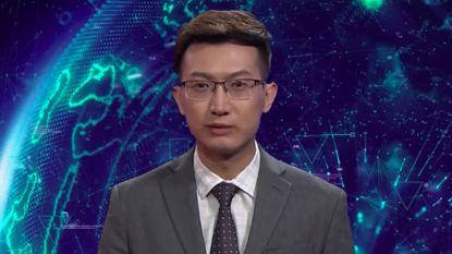 Bevreemdend beeld: levensecht Chinees AI-nieuwsanker maakt debuut