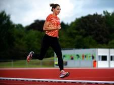 Marissa Damink gaat voor de Spelen in Parijs: 'Als ik vrolijk ben, loop ik het hardst'