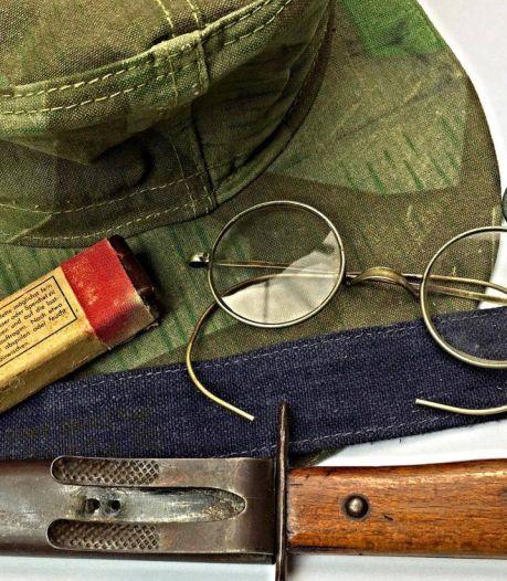 Kritiek op verkoop nazi-spullen Papendrecht