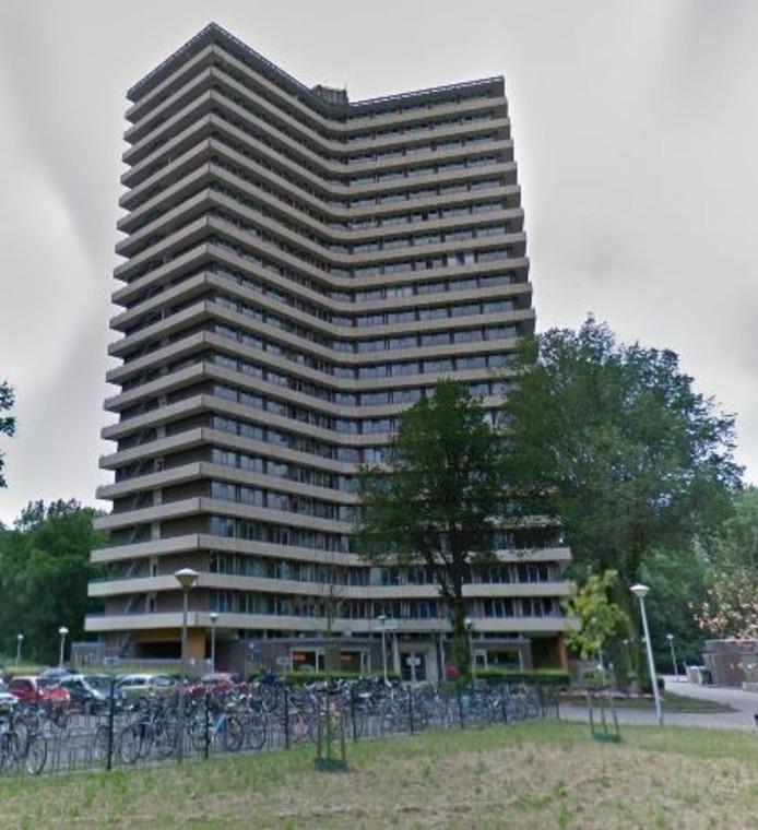 De Bornsesteeg sterflat in Wageningen