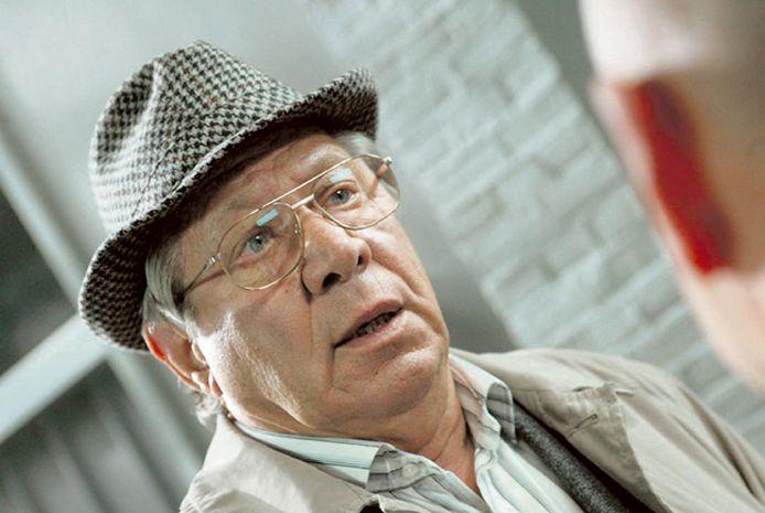 Piet Römer als rechercheur De Cock in de oude serie Baantjer.