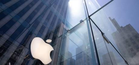 Apple verdient iedere seconde 3035 dollar, ook hier