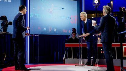 """Laatste tv-debat voor Nederlandse verkiezingen: """"Tienduizend boze tweets, nul oplossingen"""""""