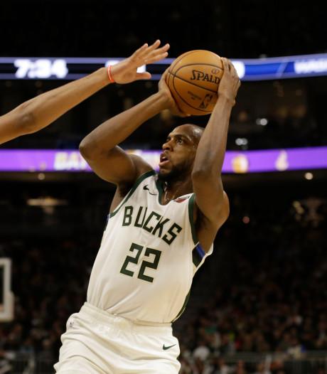 Milwaukee Bucks ook zonder Antetokounmpo productief