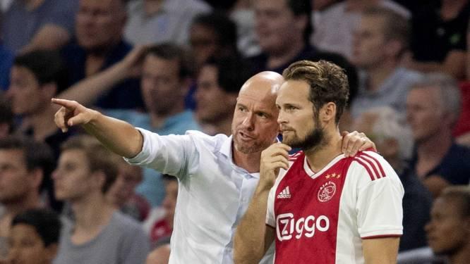 Ten Hag hoopt dat 'weergaloze' Ziyech bij Ajax blijft