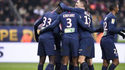 Football Talk. PSG en Meunier vloeren ploeg Foket en staan in finale Ligabeker - Willem II en Trésor onderuit