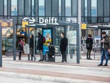 Reiziger is dik tevreden over 'nieuw' Station Delft