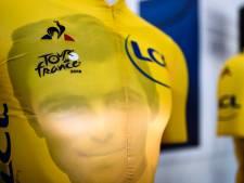 Chaque jour, un maillot jaune différent sur le Tour