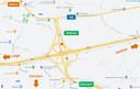 Travaux de réfection des revêtements de l'E42/A27 entre Chaineux et Battice. Du 19 avril 2021 à la mi-juin.