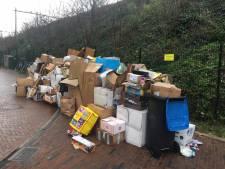 Oud papier op andere dag ingezameld: te weinig chauffeurs in en rondom Nijmegen